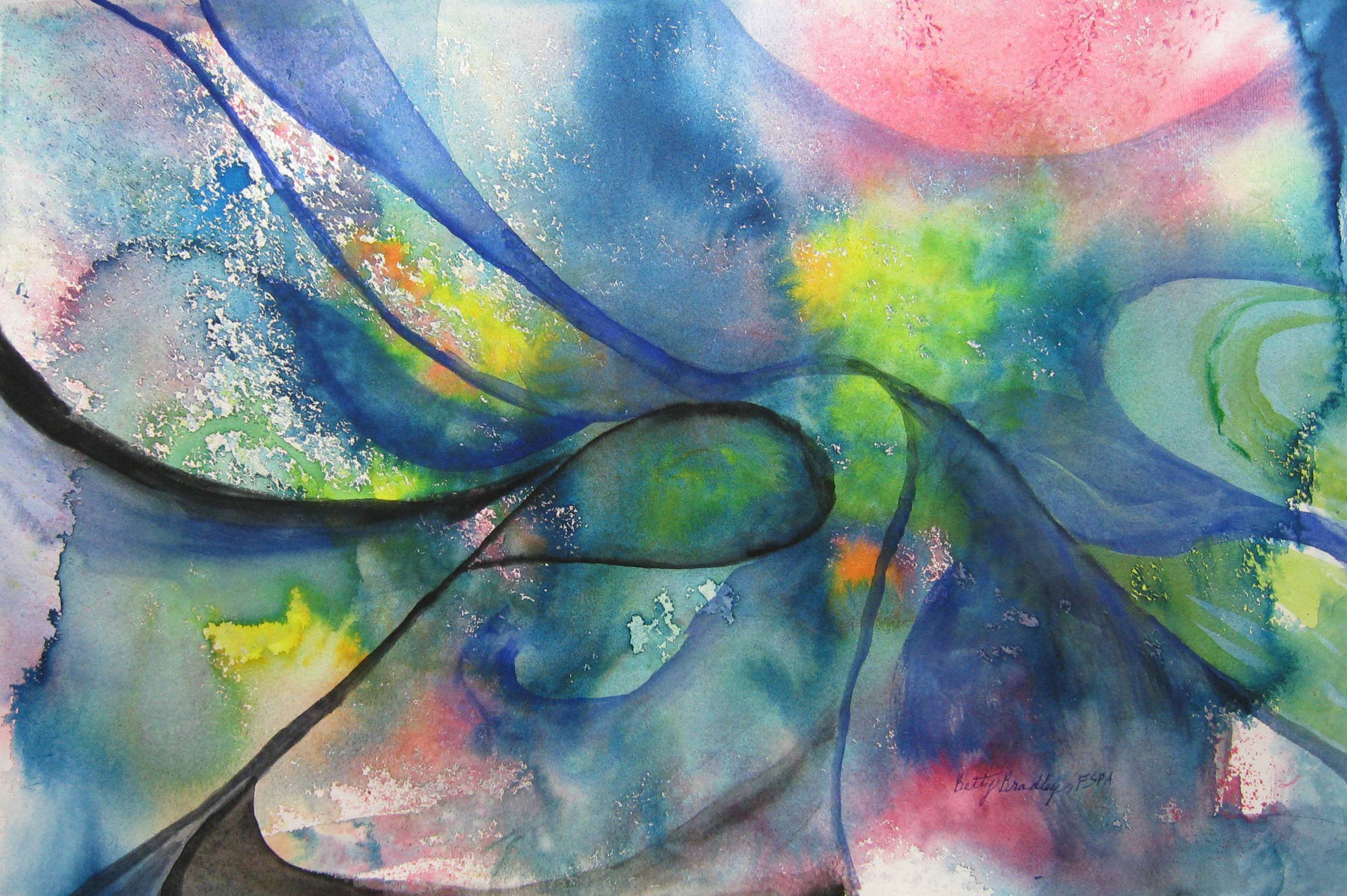 2601x1731 Famous Abstract Watercolor Paintings Original Watercolor Paintings