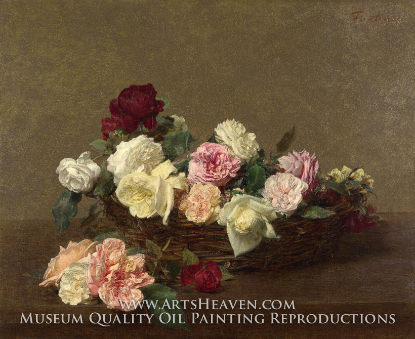 820x670 Top 10 Flower Paintings By Famous Old Masters