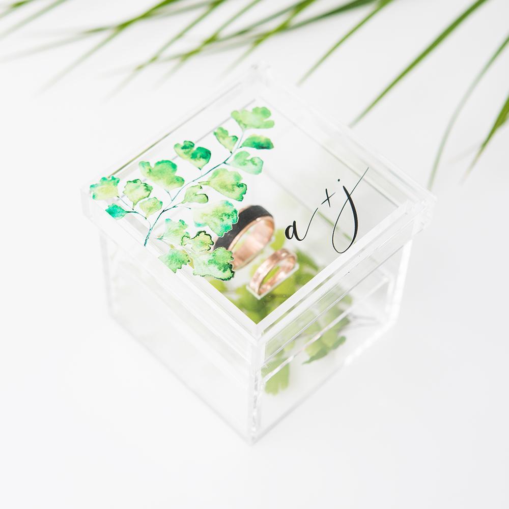 1000x1000 Lucite Wedding Ring Box