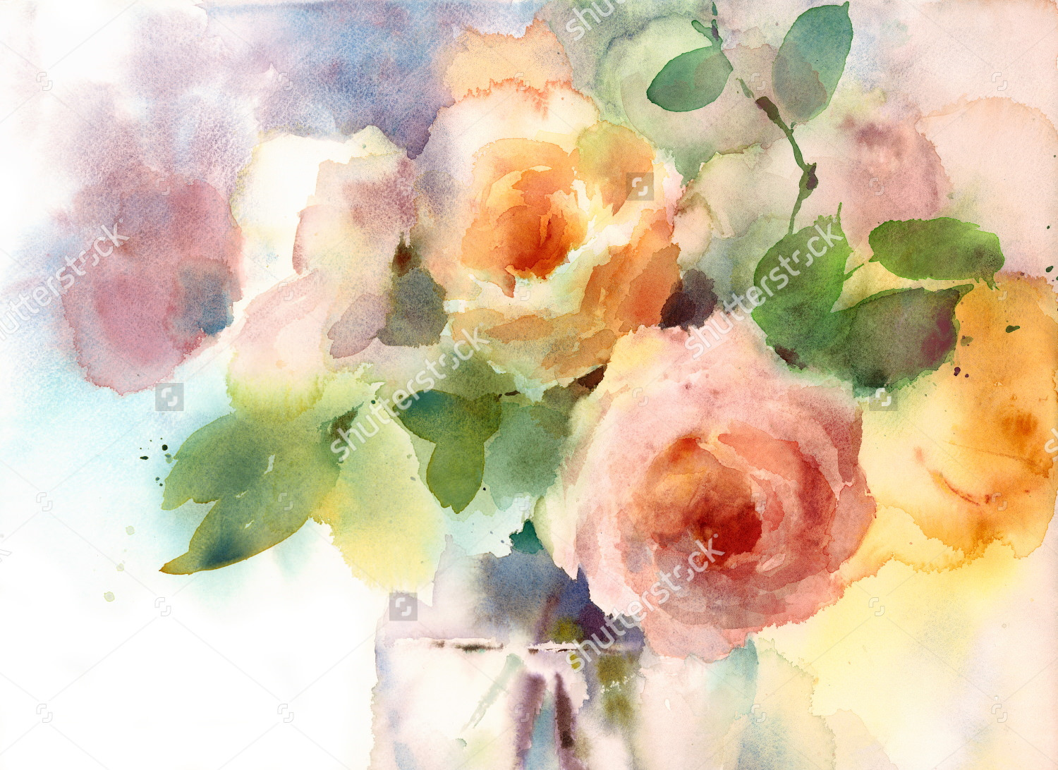 1500x1092 Watercolor Paintings, Art Ideas, Pictures, Images Design
