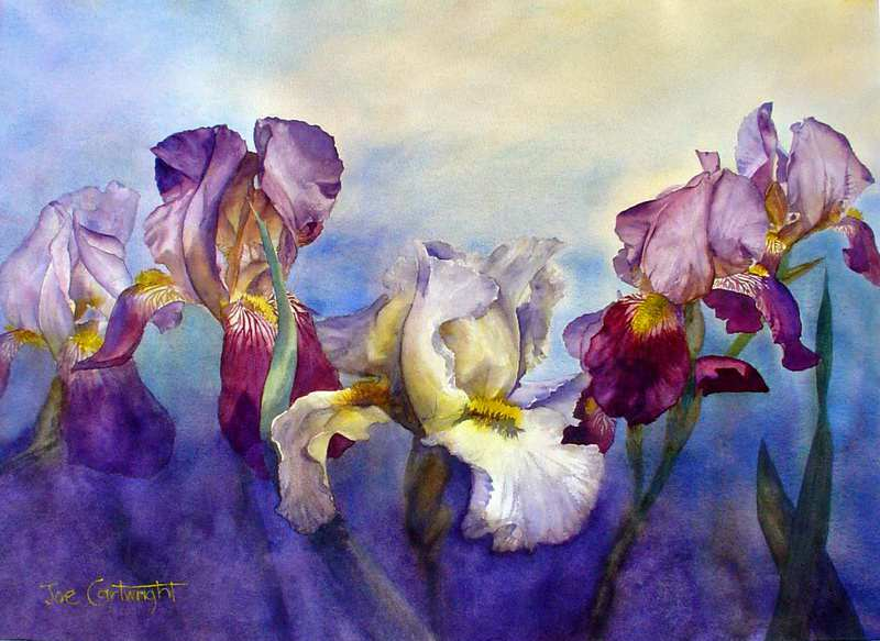 800x583 Watercolor Paintings Flowers Gallery.watercolour Flowers.