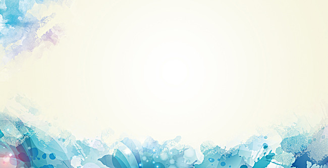 650x333 Blue Watercolor Background, Watercolor, Simple, Dream Background