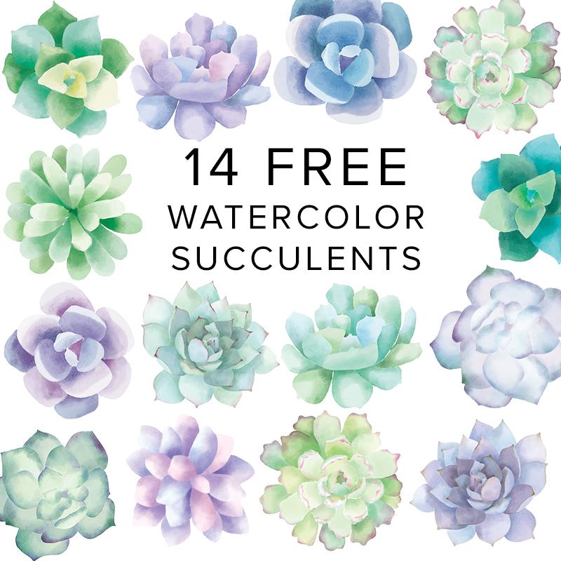 Free Watercolor Art