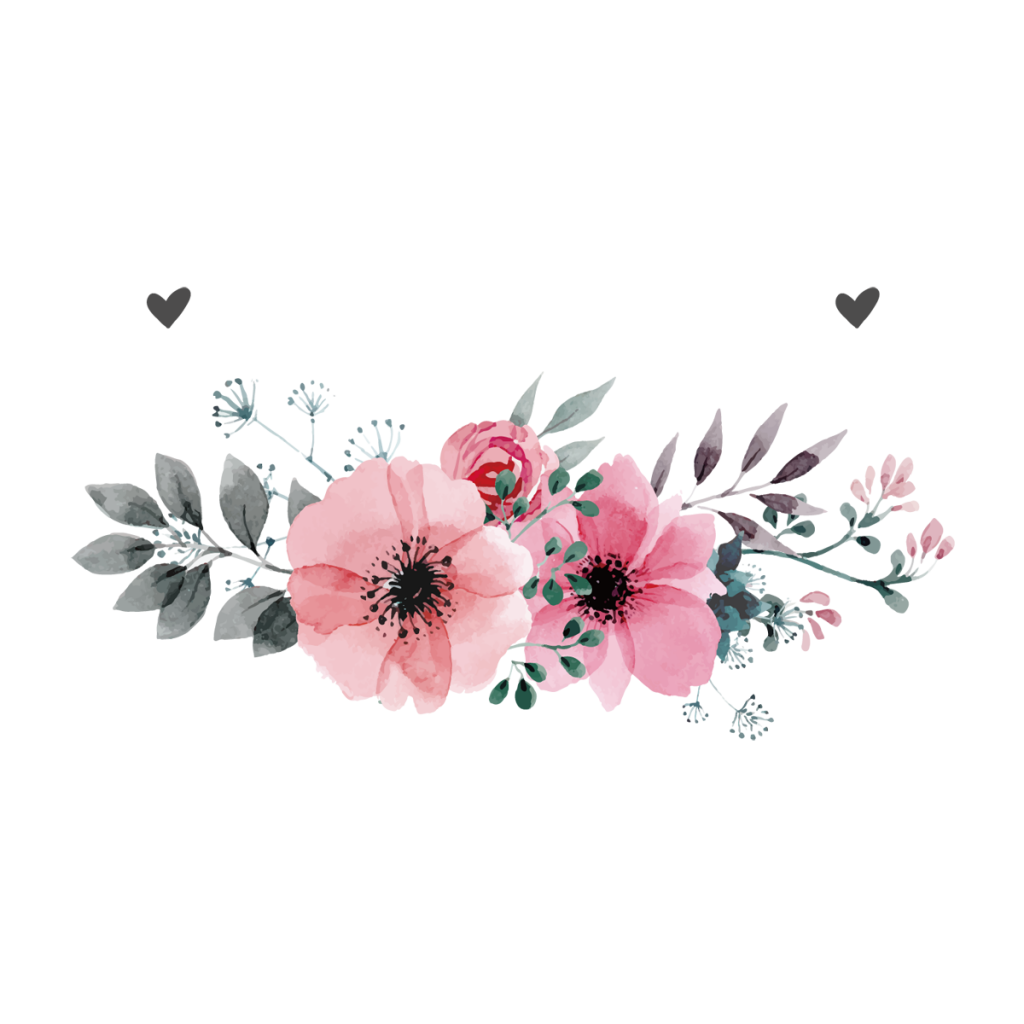Free Watercolor Floral