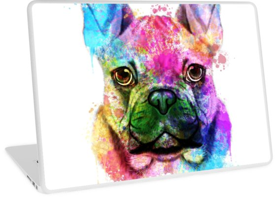 558x400 French Bulldog Watercolor, French Bulldog Painting, French Bulldog