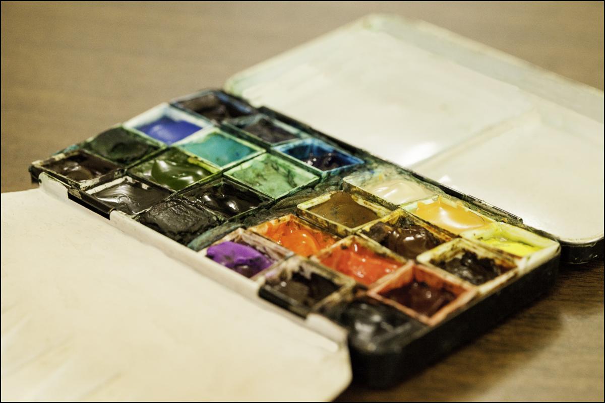 1200x800 Watercolor Supplies List Citizen Sketcher