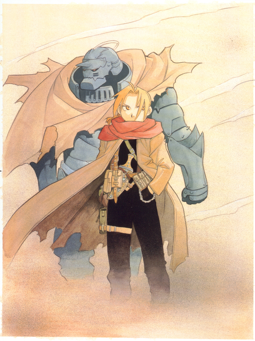 1000x1335 Chapter 32 Emissary From The East Fullmetal Alchemist Wiki