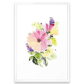 Gerbera Daisy Watercolor