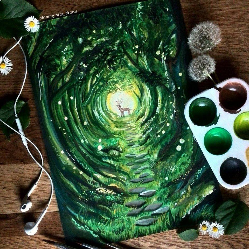 960x960 Watercolor Art, Art Drawing, Watercolor Paintings, Watercolor