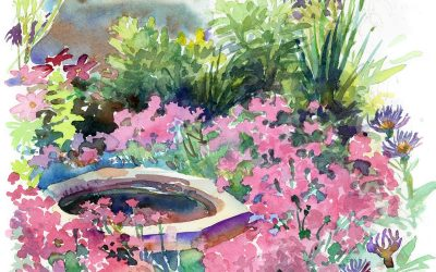 400x250 Floral Paintings Frank Costantino