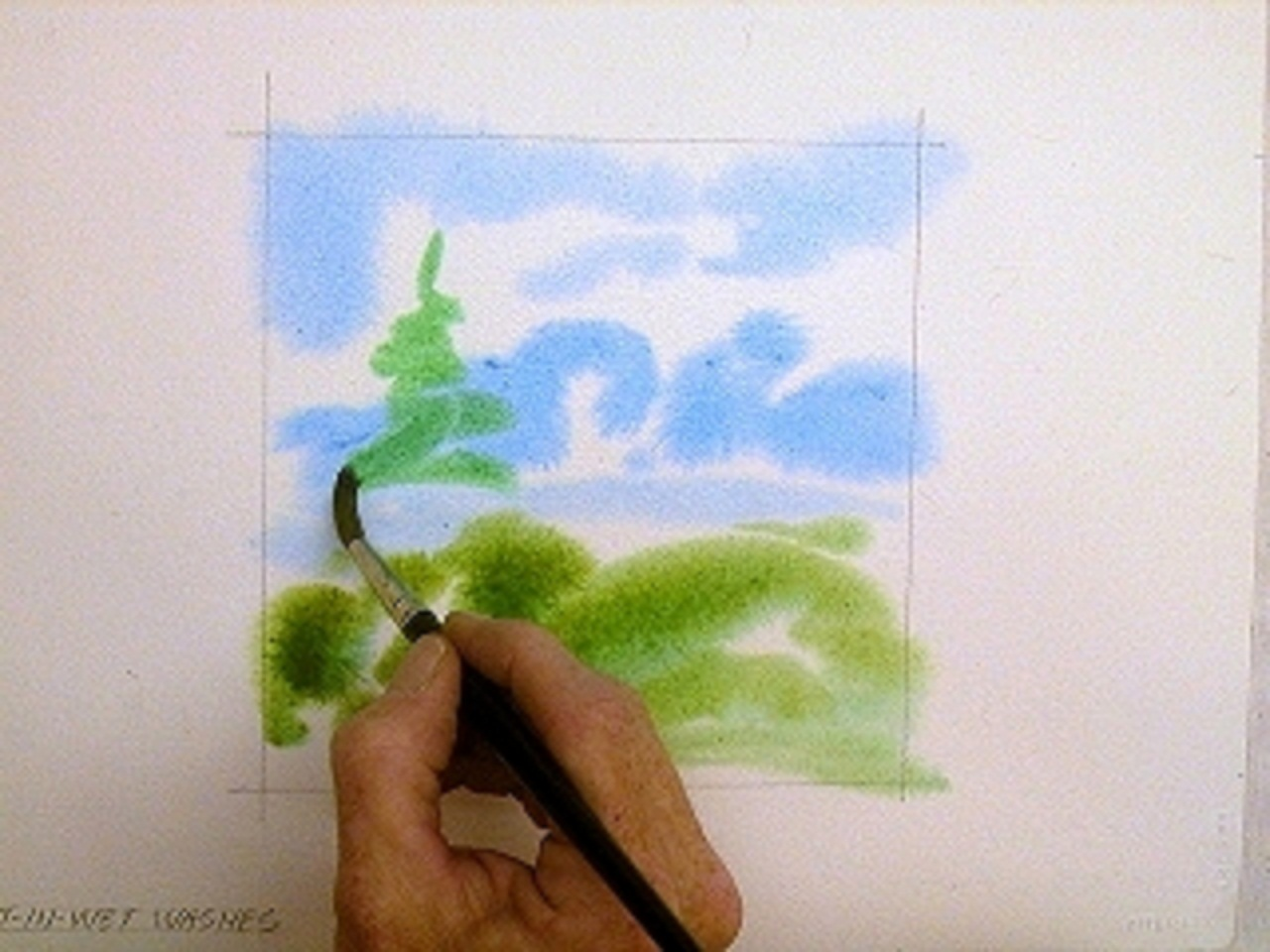 1280x960 The Complete Guide To Wet In Wet Watercolor Technique