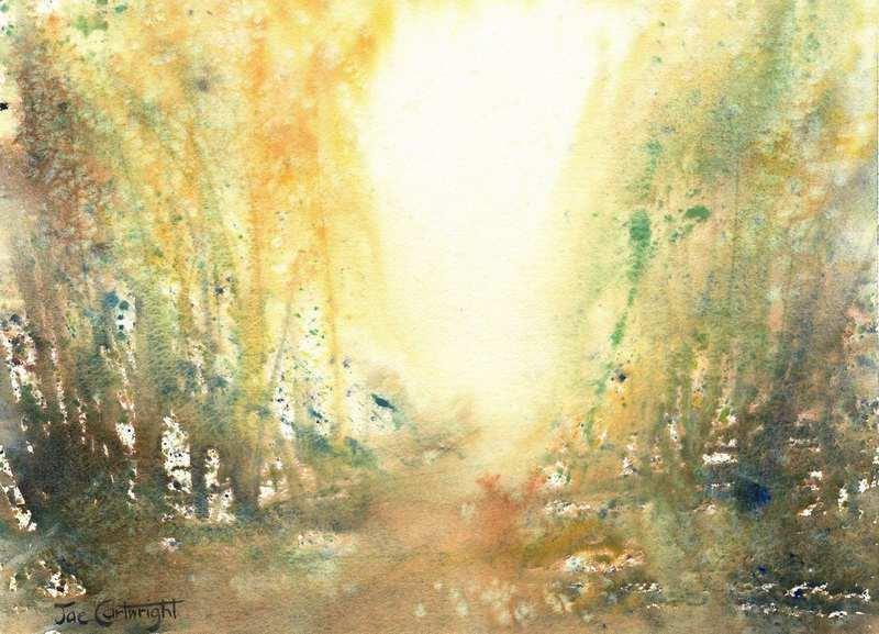 800x577 Watercolor Paintings By Joe Cartwright
