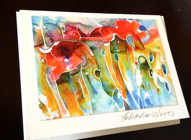 625x457 How To Make Greeting Cards With Your Art Art By Yevgenia Watts