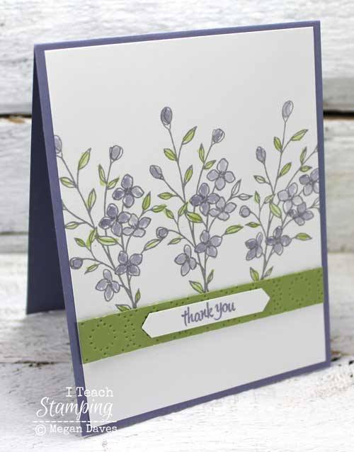 500x638 I Love Making Handmade Watercolor Cards! I Teach Stamping