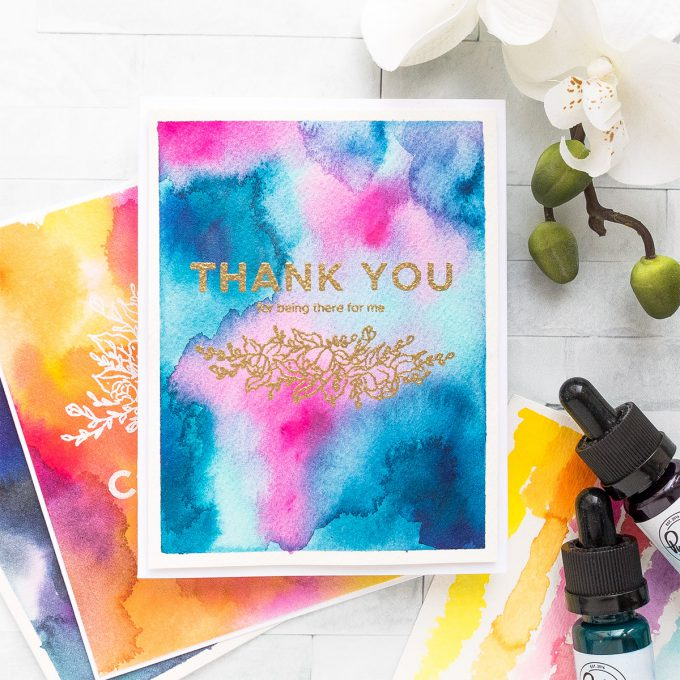 680x680 Watercolor Backgrounds With Liquid Watercolors With Pinkfresh