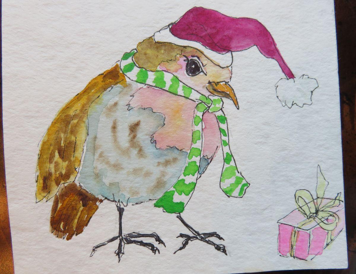 1200x926 Christmas Cards Groovydoovyartstudio