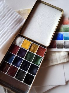 Handmade Watercolor Paint