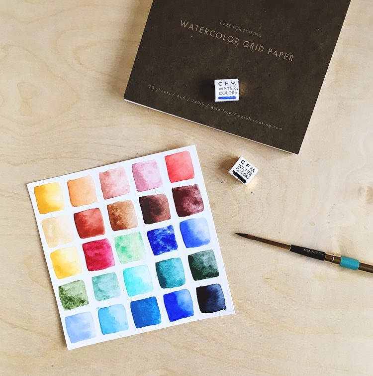 750x755 Case For Making Interview Handmade Watercolors Sideoats