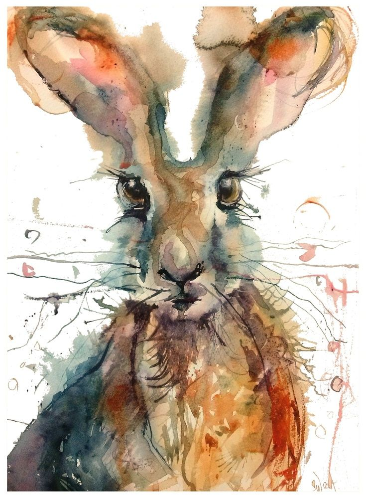 735x999 324 Best Animal, Watercolour . Images Animal