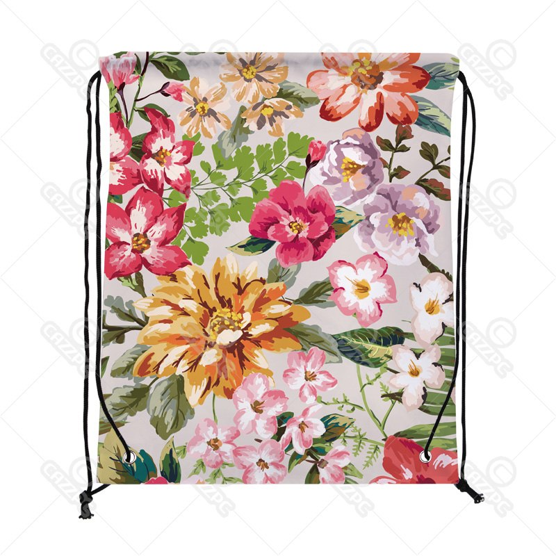 Hawaiian Flower Watercolor
