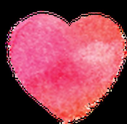 Heart Watercolor
