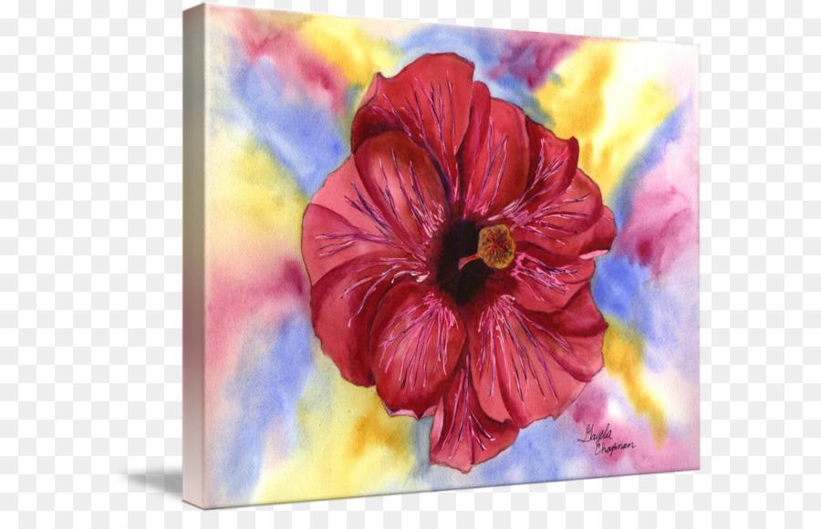 900x580 Watercolor Painting Acrylic Paint Art Floral Design