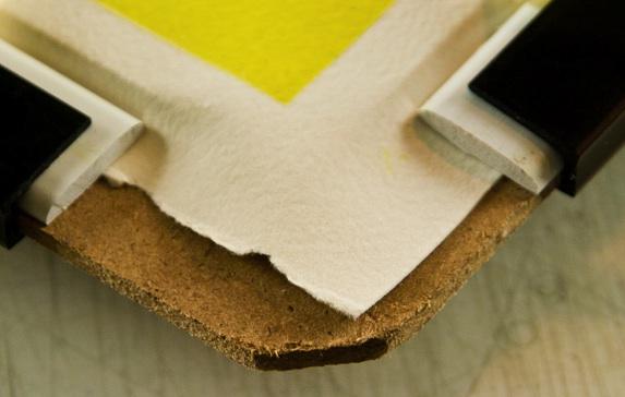 573x364 Diy Paper Stretcher Alternative To Bromleyleahy [Archive