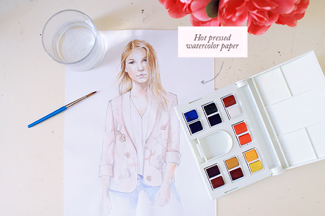 650x433 How To Choose The Right Type Of Watercolor Paper