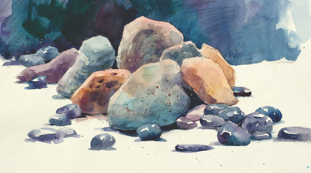 1024x572 How To Paint Rocks