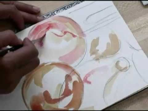 480x360 Paul Approach To Watercolor (Video) Khan Academy