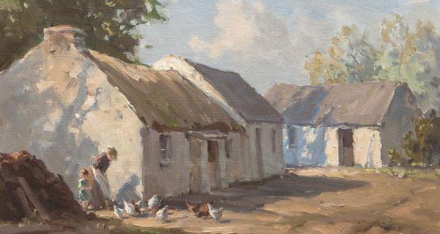 Irish Watercolor