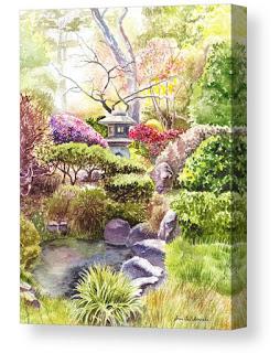 254x320 Irina Sztukowski Japanese Garden In Golden Gate Park