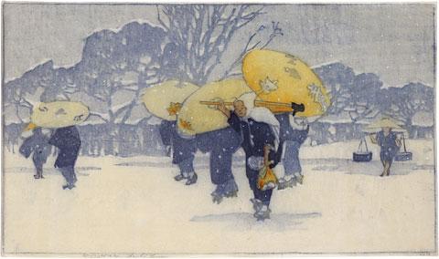 Japanese Watercolor Prints at GetDrawings com | Free for