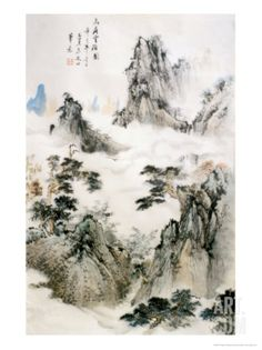236x315 19th Century Japanese Watercolor Paintingsartwork In Assorted