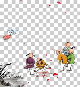 Kite Watercolor