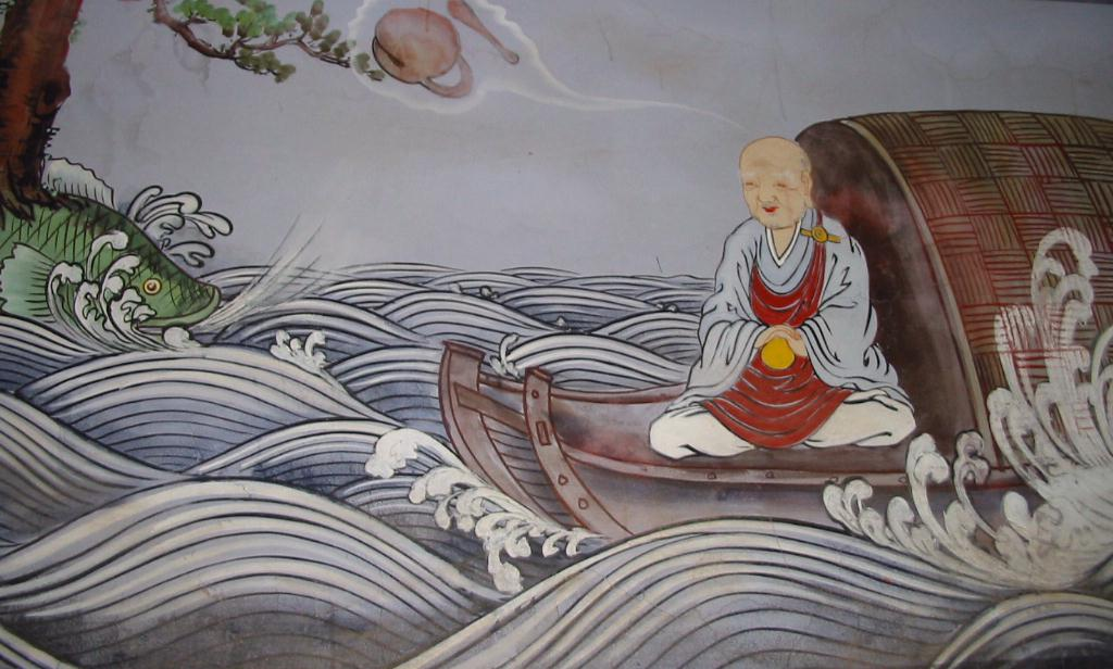 1024x616 Buddhist Paintings Of South Korea