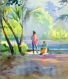 236x274 60 Best Milind Mulick Images In 2018 Watercolor