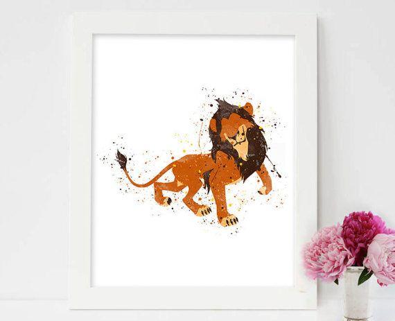 570x463 Scar Lion King, Lion King Scar, Lion King Art, The Lion King