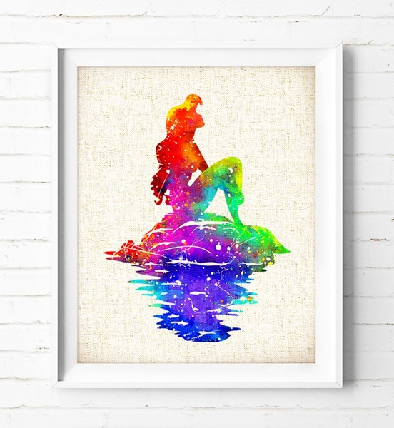 552x600 Wish Ariel Little Mermaid
