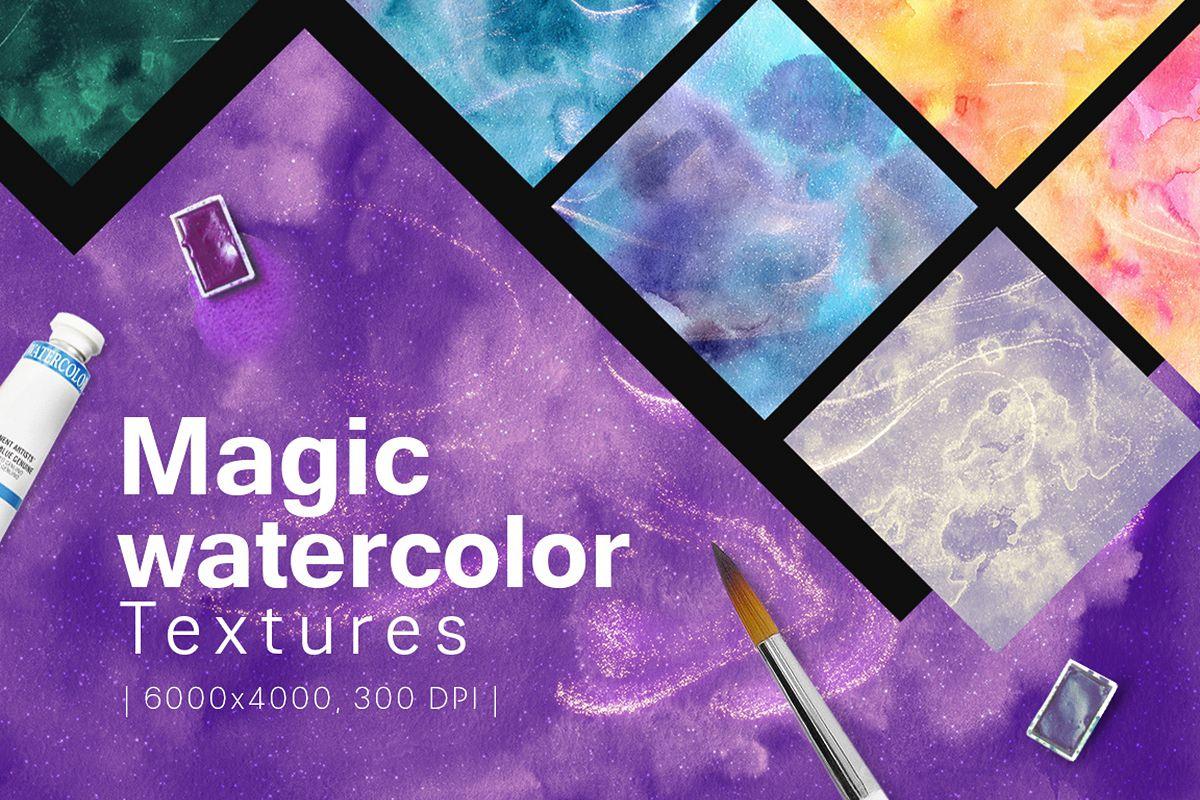 1200x800 84 Magic Watercolor Textures