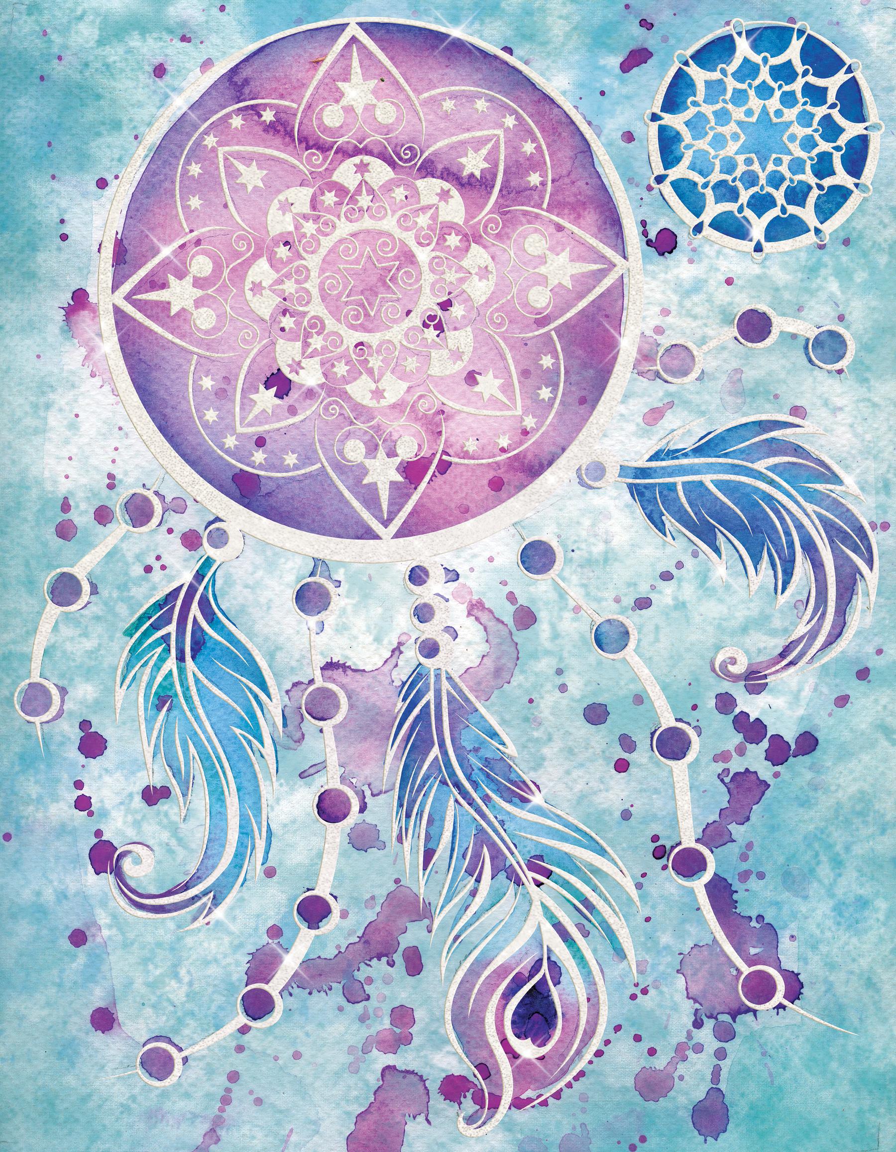 1800x2314 Nebulous Stars Magic Watercolor , Nebulous Stars
