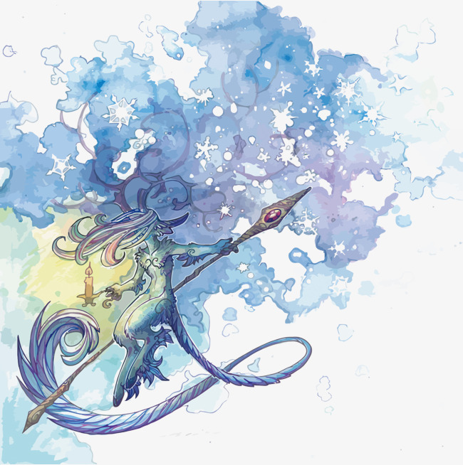 650x654 Vector Ice Magician, Ice Vector, Ice, Magic Png And Vector For