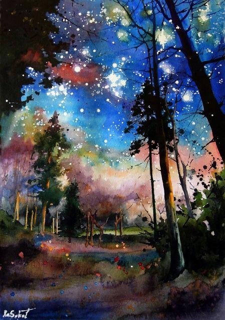 449x640 Forest Stars