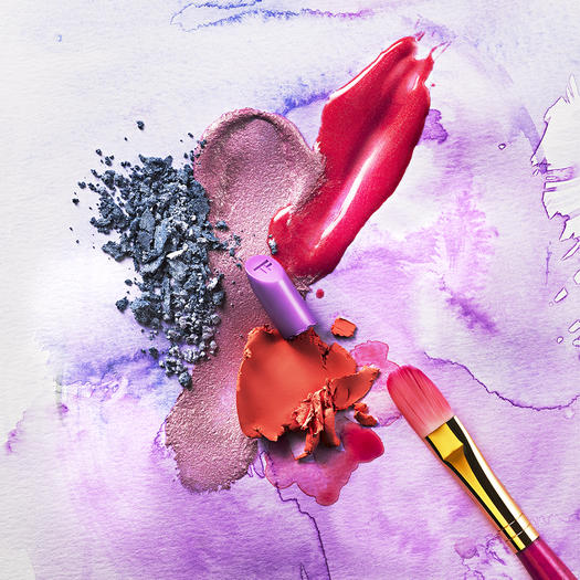 525x525 Watercolor Inspired Makeup Tips And Products For Summer Shape