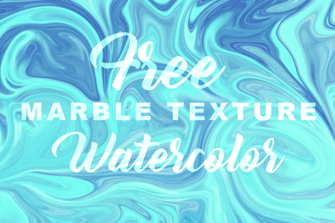 1160x772 Graphicspsd Aqua Marble Watercolor Texture Background Free