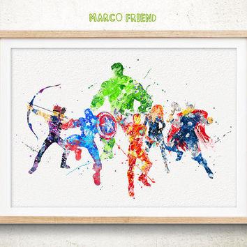 354x354 Avengers Superhero Marvel