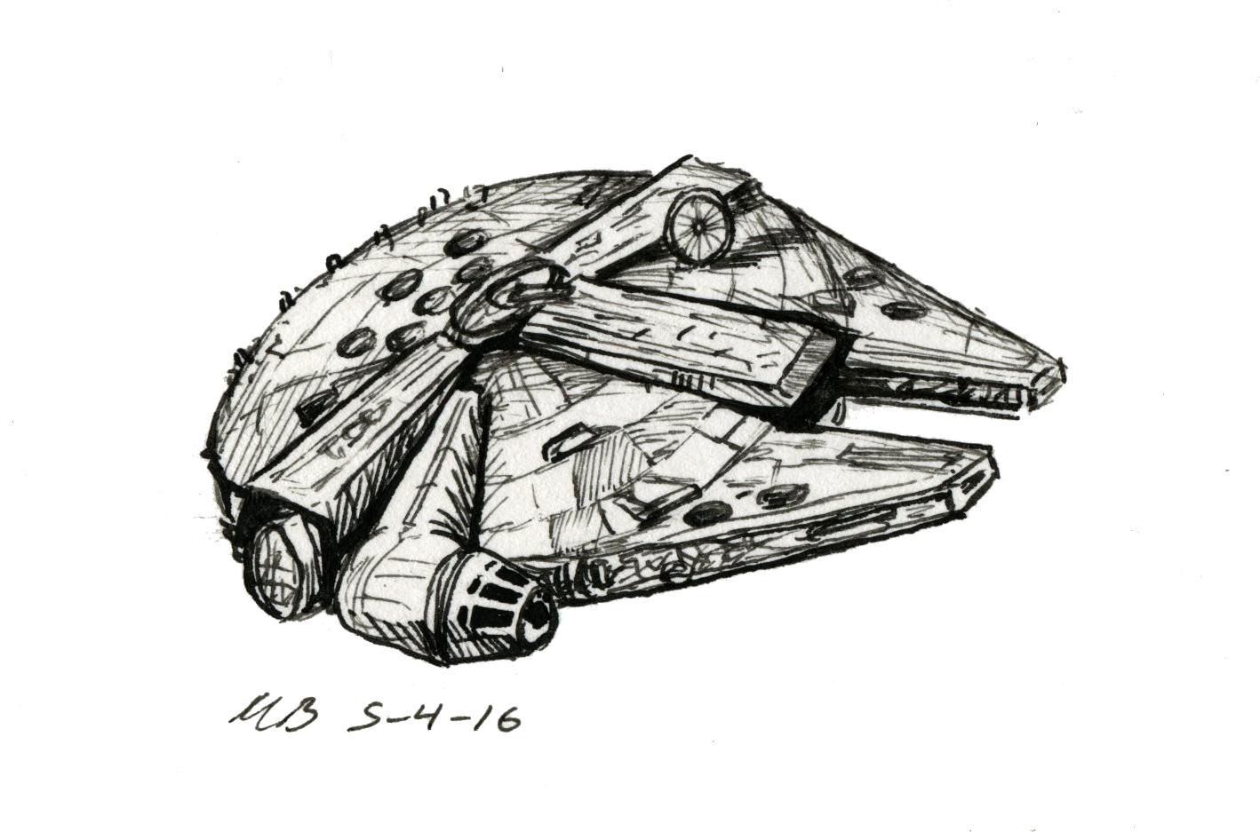 1418x937 Star Wars The Aspiring Illustrator