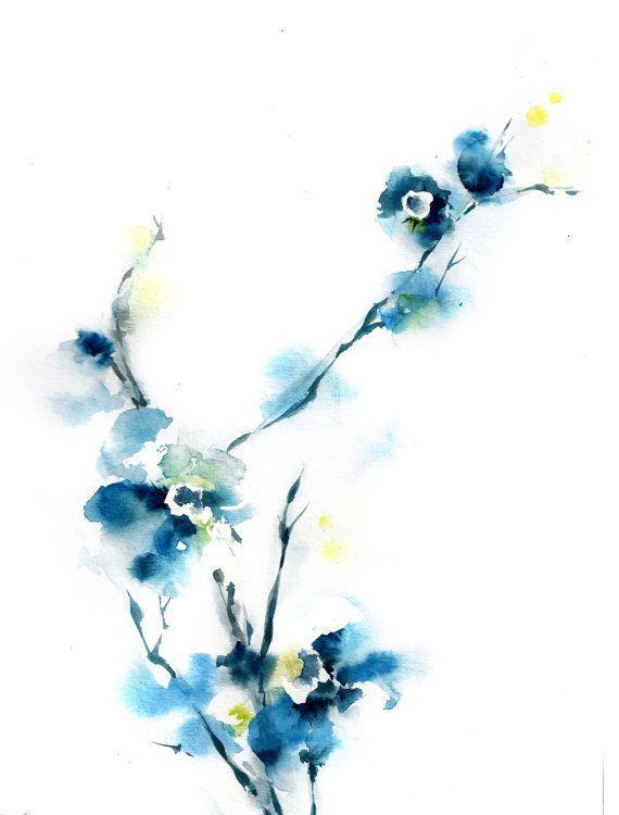 570x750 Watercolor Art Print