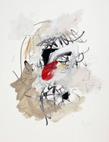 375x488 Smoke Pile Drawing By Sander Steins Saatchi Art