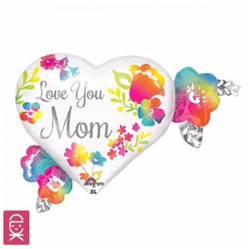 500x500 Love You Mom Watercolor 27